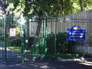 Delta Security ensures a 'ring of steel' around north London primary school
