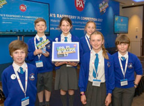 Shortlist of coding enthusiasts revealed in PA Consulting Group's Raspberry Pi schools' competition