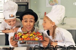 New campaign from Sainsbury's to get kids cooking