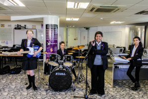 'Birmingham Band Slam' – school pupils showcase band musicianship skills for first time