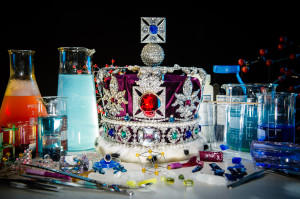 Scientists Grow the Crown Jewels