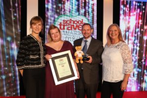 YHA named as Best Residential Experience provider for school trips