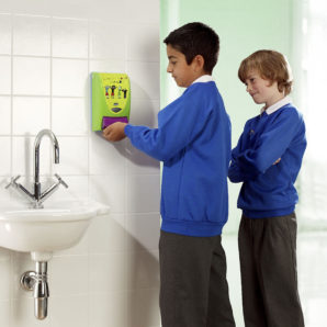Primary school children can become 'Hand Washing Champions' in celebration of Global Handwashing Day on October 15th