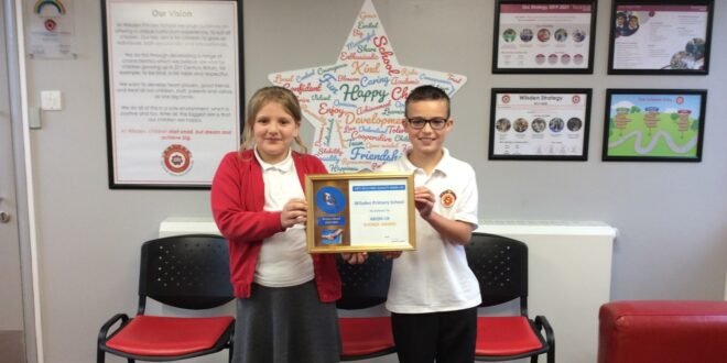 West Yorkshire primary school receives Anti-Bullying Award UK