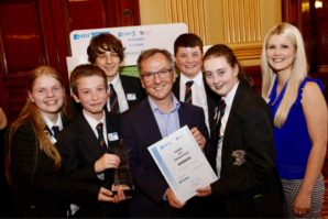 Bearsden Academy wins national Go4SET eco-challenge competition
