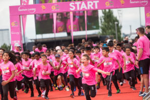 Running initiative set to tackle inactivity in children