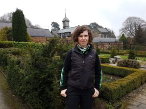 Derby College horticulture student reaches Young Horticulturalist of the Year competition final