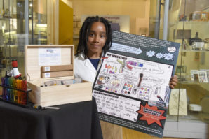 Local 10 year old Giselle wins nationwide invention competition