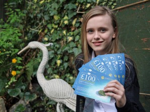 Year 7 girl wins dream family holiday