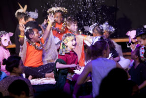 Primary schools invited to create an extraordinary school play with National Theatre's Let's Play programme