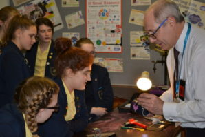 British Science Week goes off with a bang at St Mary's!