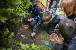 Sign up for Outdoor Classroom Day and get children outside to play and learn