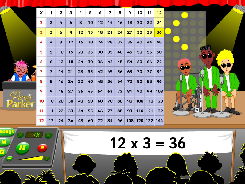 Education Today   Sing Your Times Tables with Percy Parker