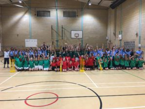 Howzat! Coventry schoolchildren get sporty at cricket masterclass and tournament