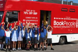 Primary school crowned winners of UK reading challenge and receive £5,000 RRP worth of books