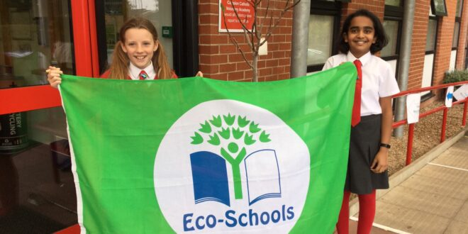 From growing their own to litter-picking – West Bridgford primary school goes green with coveted eco award