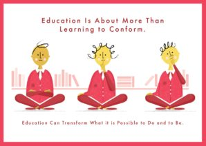 Spaces to be uncertain: New initiative calls for conformity to be challenged in the classroom