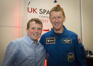 UK Space Agency begins search for young space entrepreneurs