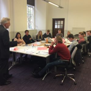 The Marketors throws down the gauntlet to Westminster Kingsway Apprentices