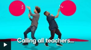 BBC searches for teacher to star in Super Movers campaign