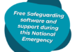 Free safeguarding software and support during national emergency