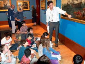 Paintings at the Palace: free CPD using art for cross-curricular inspiration