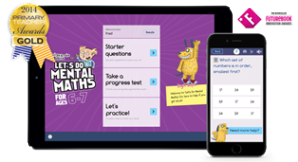 Confidence boosting maths apps win Bookseller innovation award