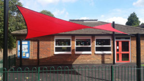 How shade sails and access to the great outdoors can help children achieve at school