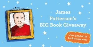 James Patterson collaborates with Scholastic for £50,000 Big Book Giveaway