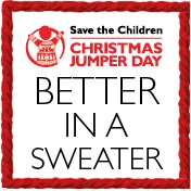 Wear your Christmas jumper on 12th December!
