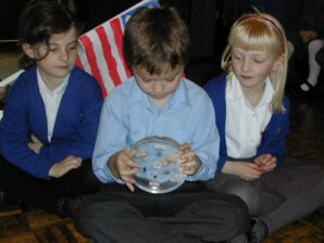 More chances for schoolchildren to hold a meteorite!