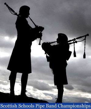 Piping Championships are back with a twist