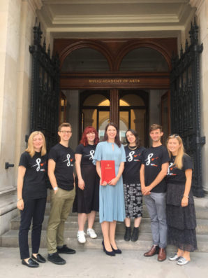 Cultural education charity Shakespeare Schools Foundation awarded prestigious Praemium Imperiale Grant for Young Artists