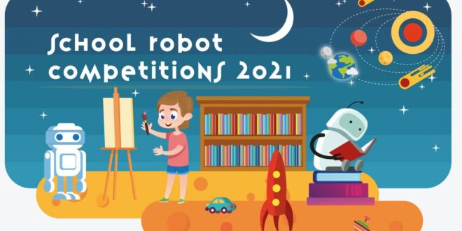 UK Festival of Robotics 2021: KS1 & 2 robot drawing and story competitions now open for entry