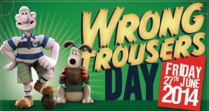 Wallace and Gromit need your help!