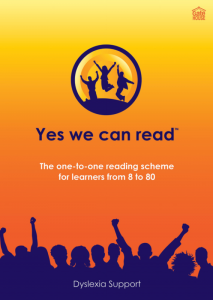 Yes We Can Read Written by Libby Coleman & Nick Ainley Published by Gatehouse Books ISBN: 978-1-84231-075-5 Price £35.00 (Volume discounts available, please contact us for details).